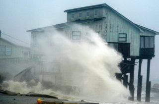 Фото. Ураган в штате Флорида