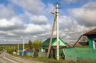 Фото. Новосибирская область, село Барышево