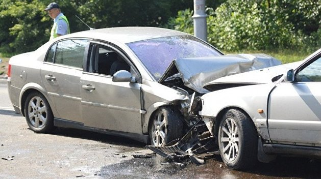 Фото. За оставление места аварии водителям грозит тюрьма