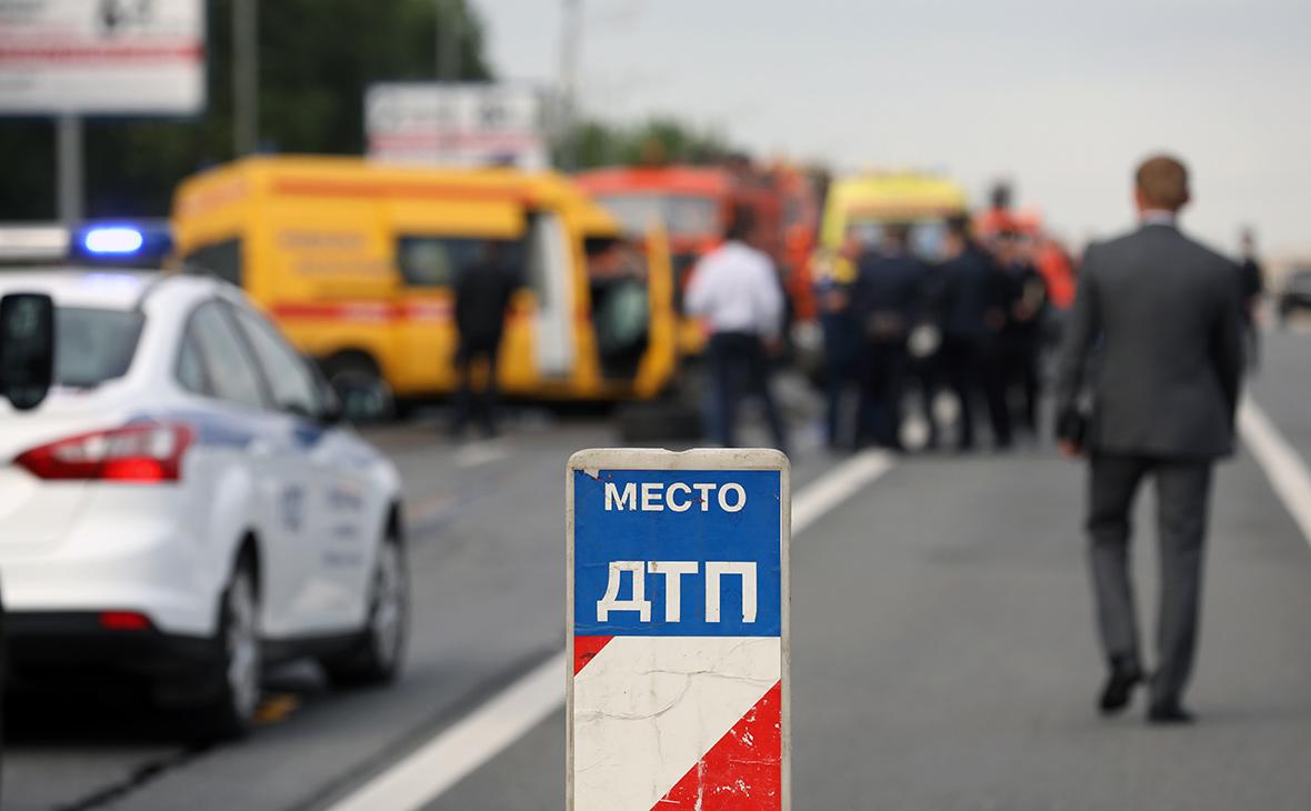 Фото. Часто водители сбегают с места аварии, потому что пьяны