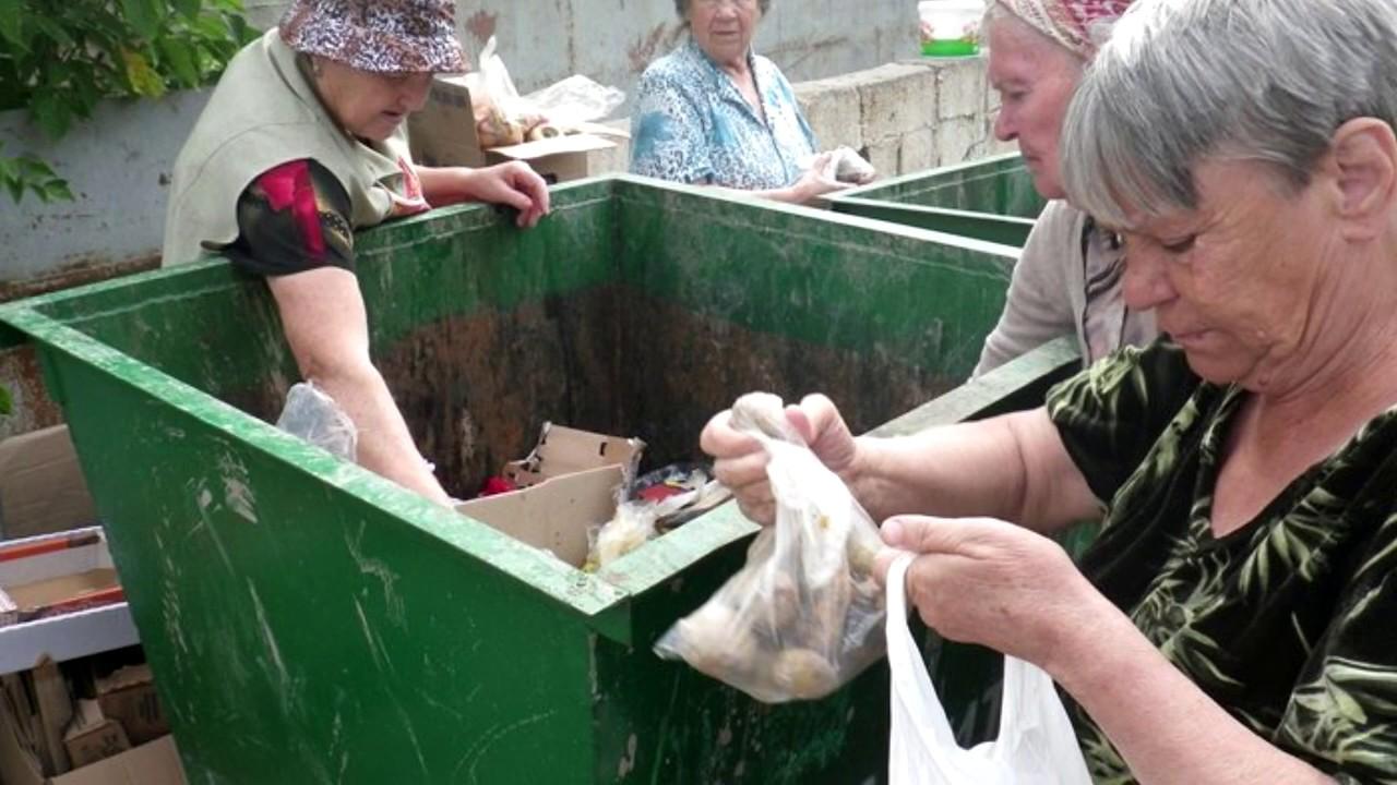 Фото. 14 процентам  россиян не хватает денег на еду