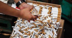 Каждая 10-ая пачка сигарет на прилавках - контрафакт