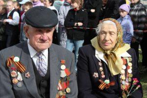 Фото. Многие ветераны ВОВ вынуждены в мирное время не жить, а выживать, как во время войны