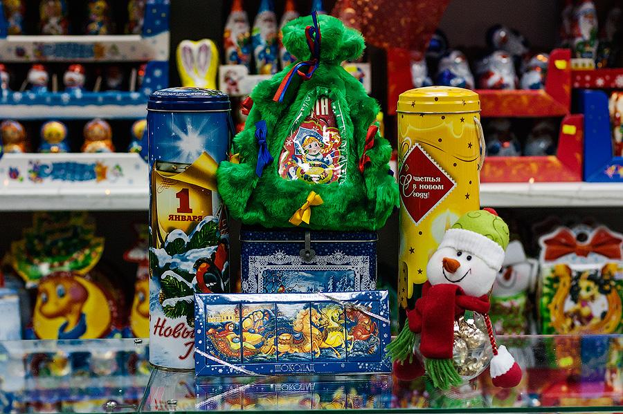 Фото. В полезном для ребёнка подарке должен быть зефир и натуральный шоколад