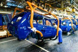 """Фото. Lada 4Х4 до сих пор производится и модернизируется на """"АатоВАЗе"""""""