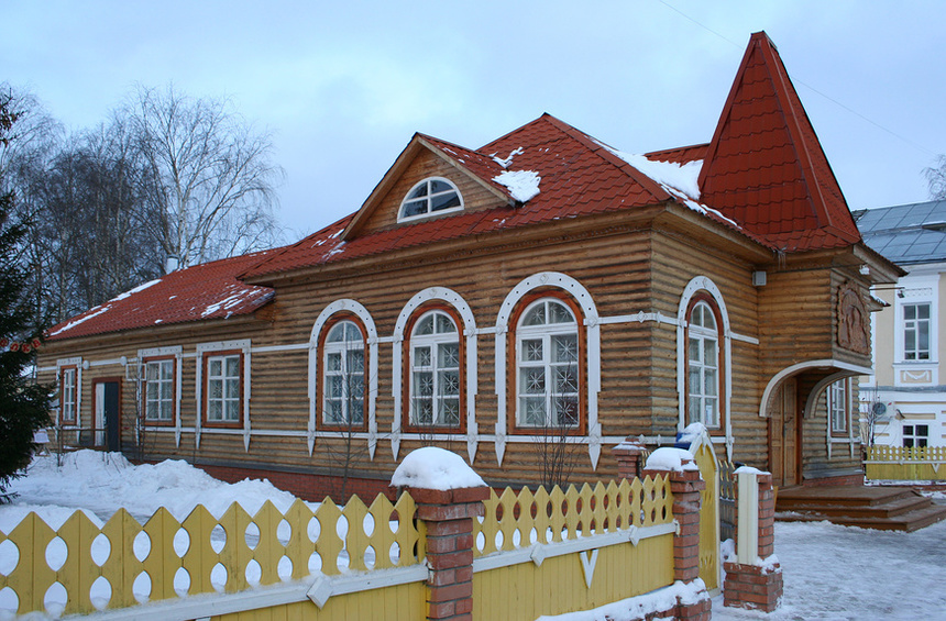 Фото. С 2011 года Почта Деда Мороза приняла около 3,5 миллионов писем от россиян