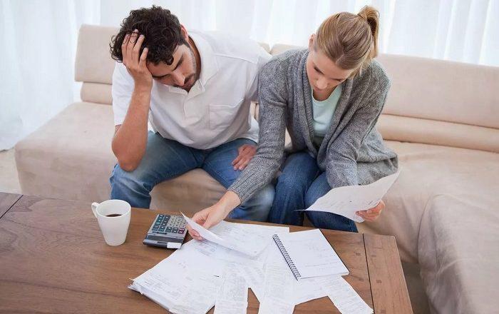 Фото. Большая часть молодых семей России не справляется с платежами по ипотеке