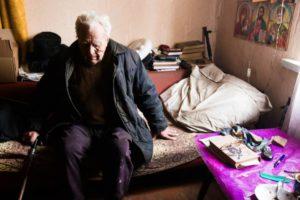 Фото. Нищие пенсионеры заслуживают того, чтобы уйти на пенсию пораньше