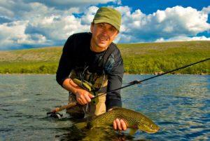 Фото. Рыбаки-любители получат право ловить рыбу на любом водоёме страны