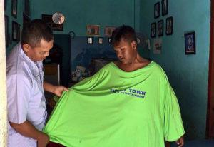 Фото. Арья стремится к заветным 60 килограммам и продолжает худеть