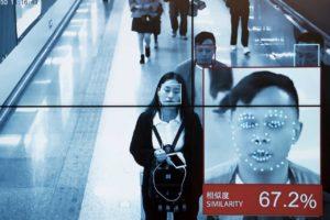 Фото. Китайцы набирают баллы, чтобы повысить свой рейтинг