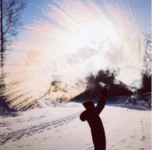 Фото. Сибирские морозы – отличный повод сделать классные фото
