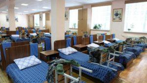 Фото. Ульяновские суворовцы ещё долго будут ночевать в больничных палатах