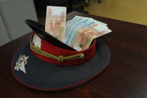 Фото. За информацию полицейские получали 3000 рублей