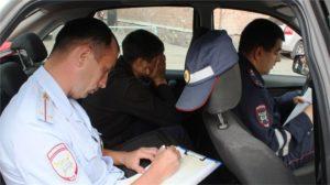 Фото. Подросток сказал полиции, что хотел похвалиться машиной перед сверстниками