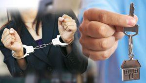 Фото. Риелтор наказана за незаконную сделку по всей строгости закона