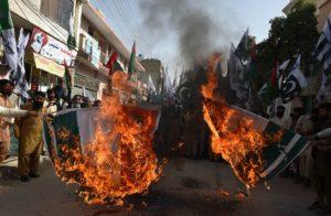 Фото. Конфликт Индии и Пакистана несёт угрозу для русских туристов