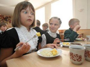Фото. Многие школьники в Юргамыше давно жалуются на плохое питание в столовой