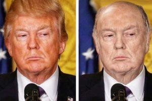"""Фото. Президентт США """"как он есть"""" вызвал массу насмешек в сети"""