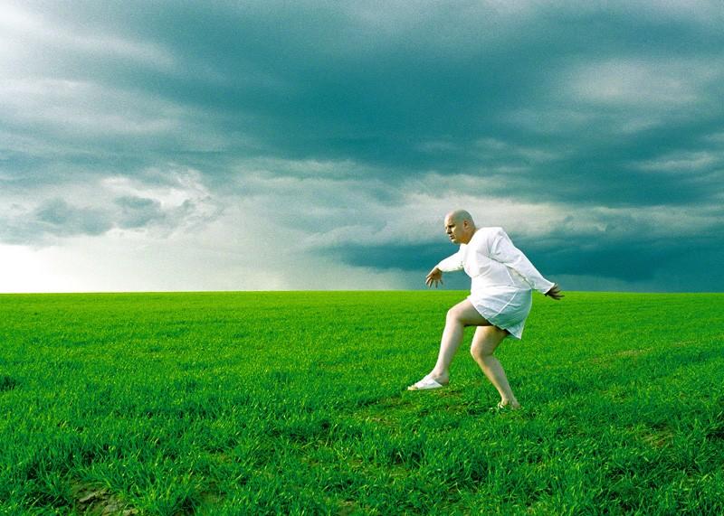 Зеленые сопли картинка однажды