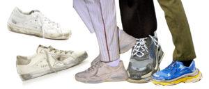 """Фото. """"Грязная"""" обувь давно вошла в премиум-коллекции многих дизайнеров"""