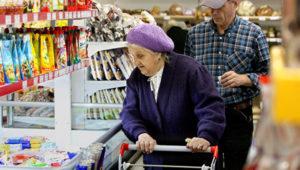 Фото. Пенсионеры смогут питаться дёшевым и полезным фастфудом