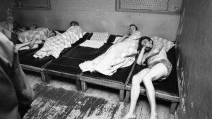 Фото. Вытрезвители в Советском Союзе почти всегда были переполнены
