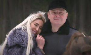 Фото. Кочервей планирует выйти замуж за миллиардера Кравеца