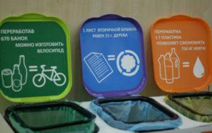 Фото. Власти РФ намерены использовать отходы для переработки в промышленных масштабах
