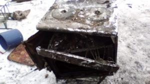 Фото. Причиной трагедии на Алтае снова стал бытовой газ
