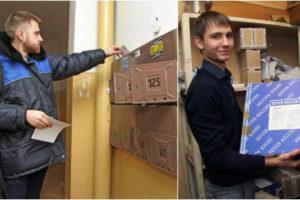 """Фото. На """"Почте России"""" штат из сотрудников призывного возраста пополняется регулярно"""
