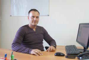 Фото. Потапов Иван. Клининг в Новосибирске