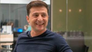 """Фото. Зеленский считает Макаревича """"своим парнем"""""""