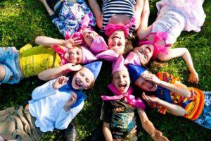 Фото. Дети - цветы жизни, которые растут сами по себе
