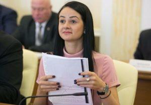 Фото. Ольга Глацких уволена после оскорбления в адрес молодых матерей