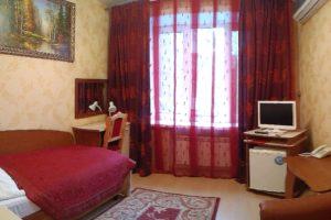 Номер Стандарт в гостинице Северная Новосибирск