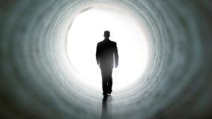 Фото. Учёные из США утверждают, что тоннель, ведущий на тот свет, существует