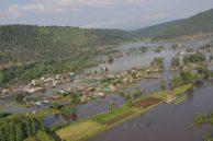 Фото. Наводнение в Иркутской области 2019 год