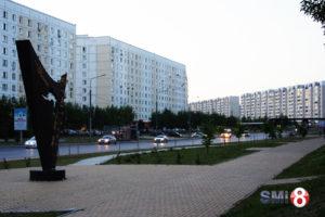 """Новосибирск. Жилмассив """"Плющихинский"""""""