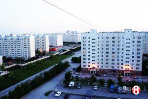 """Фото. Жилмассив """"Плющихинский"""" в Новосибирске"""