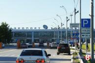 Фото. Аэропорт Толмачево в Новосибирске