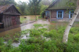 Фото. Наводнение в Хабаровском крае
