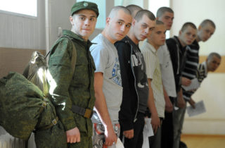 Фото. Кого призовут в армию