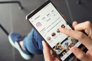 база данных Instagram