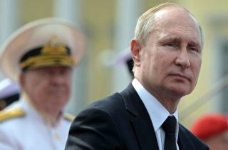 Фото. Президент РФ Путин В.В.