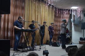 Выступление группы Лесоповал в СИЗО-6 город Москва