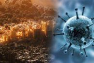 Фото. Вирус или третья мировая война