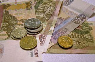 Фото. Кризис в России - причина коронавирус