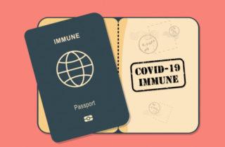 Фото. В Эстонии начались тестовые испытания цифровых «паспортов иммунитета» к коронавирусу