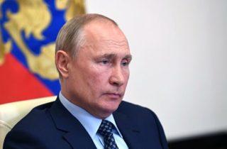 Фото. В.В.Путин